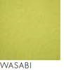 Bach Pinboard Acoustic Ceiling Panel Wrap Fabric Wasabi
