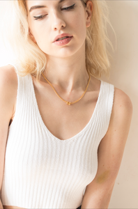 Midas Citrine Necklace