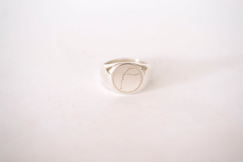 Aquarius Sterling Silver