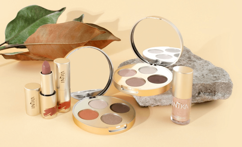 Inika cosmetics eco friendly vegan makeup australia