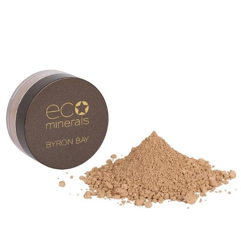 eco minerals byron bay foundation