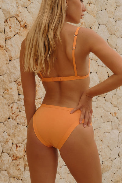 SKY | Burnt Orange Bottom - CHARLIE MAE