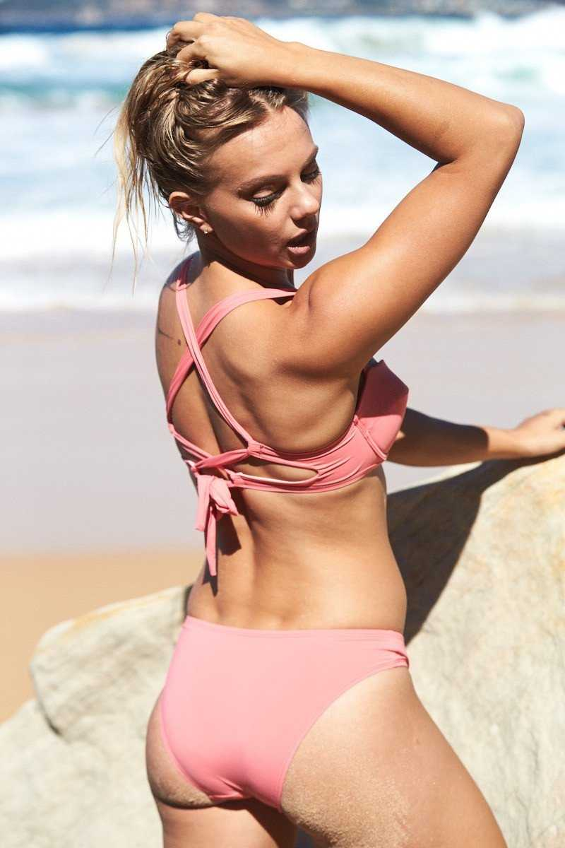 Charlie Mae Swimwear, recycled swimwear australia, swimwear boutique online, australian swimwear brands,  australian swimwear boutique, sustainable australian swimwear, ethical swimwear australia, australian swimwear online, australian swimwear brands list, pink bikini,