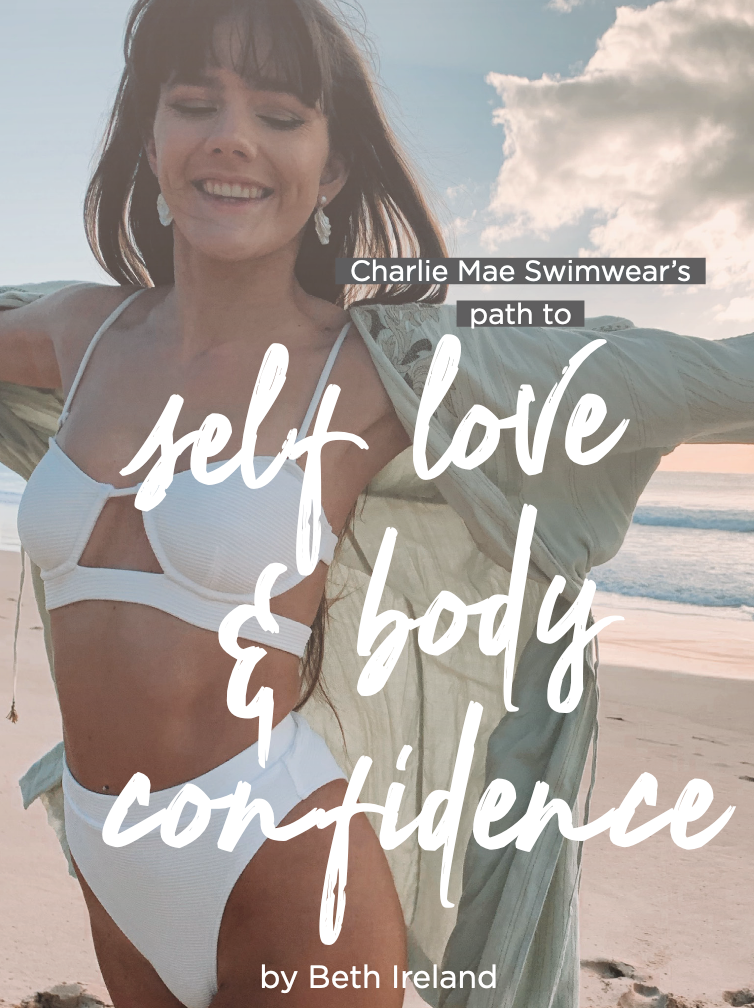 Charlie Mae Swimwear's Body Confidence EBook - CHARLIE MAE
