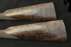 PAIR J LANG 12 BORE BEST SIDELOCK EJECTORS