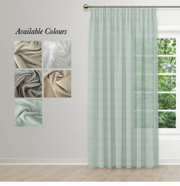 Aerial Sheer Curtain