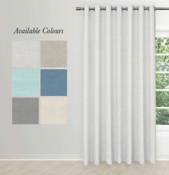Colour Wash Curtains