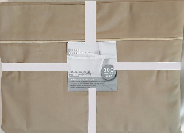 300 Thread Egyptian Cotton Satin Stitch Duvet Covers