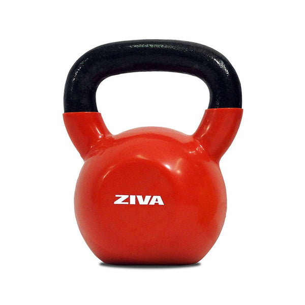 Vinyl Coated Cement Kettlebell