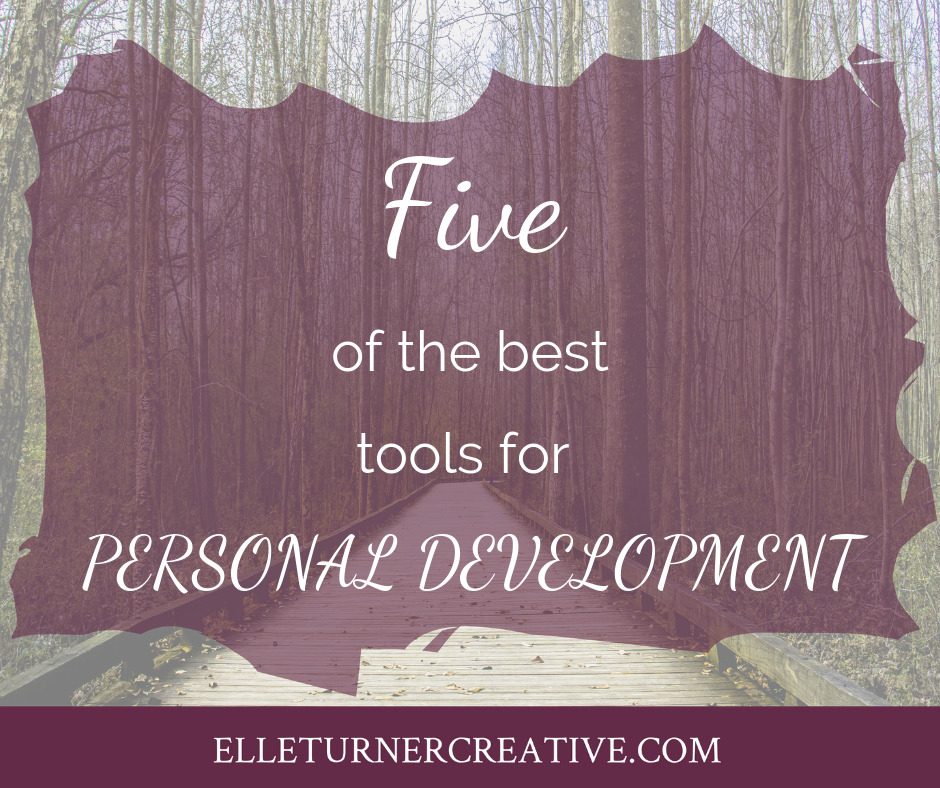 Five of the best tools for personal development