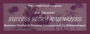 Success Story Journalers FB group | Business Mindset & Personal Development for Entrepreneurs