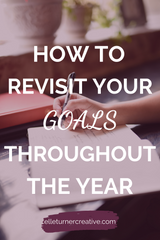 Journaling is a powerful business mindset & personal development tool to help you gain clarity in your business. Reflect on these goal setting tips in your journal to review, refresh and reset your goals throughout the year to stay on track in your business.