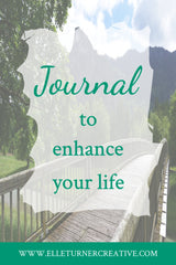 You can develop a personal journaling practice to express your creativity and inject more fun into your life.