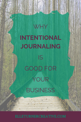 The benefits of intentional journaling for solopreneurs
