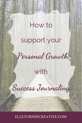 How to support your personal growth with success journaling
