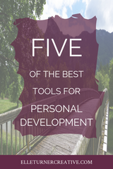 If you're ready to work on your personal development, but you're not sure where to begin, here are my top five activities and why I find them so powerful. Click through to find out more.