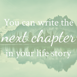 Emerald and Lime | You can write the next chapter in your life story