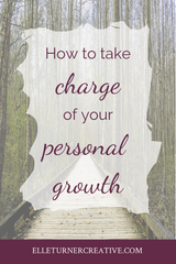 How to take charge as your personal growth