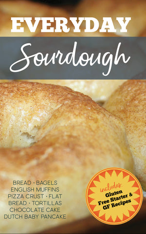 Everyday Sourdough (eBook) by Kelsey at Full of Days