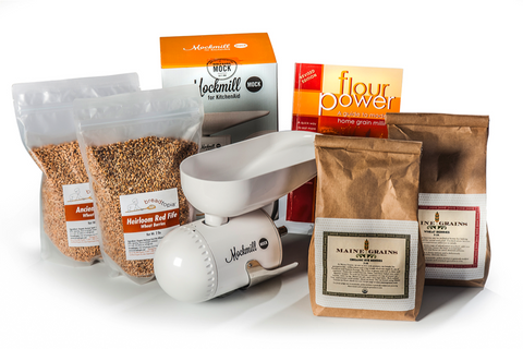 Home Milling Starter Kit #1 (Flour Power)
