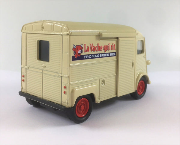 Citroën Tube HY La vache qui rit® 1/32ème à retrofriction