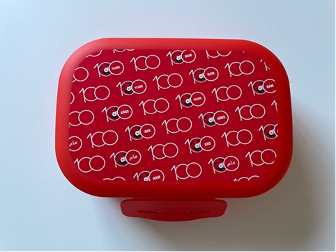 Lunch box 100 ans La vache qui rit®
