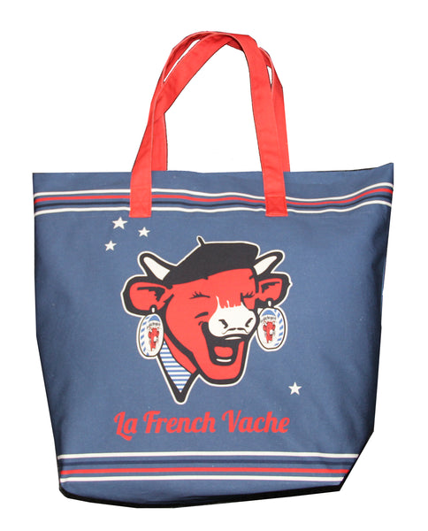 Shopping bag COUCKE x La vache qui rit® FRENCH Vache qui rit® - Boutique La vache qui rit®