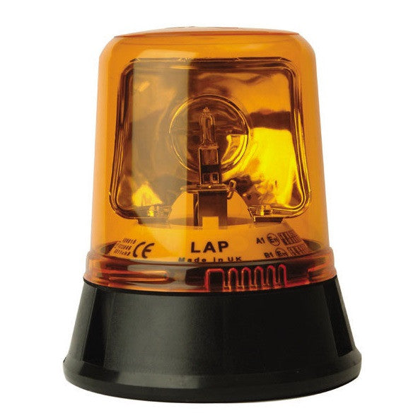 3 Bolt Halogen Rotating Beacon - LAP