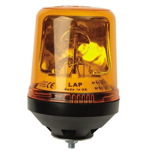 1 Bolt Halogen Rotating Beacon - LAP