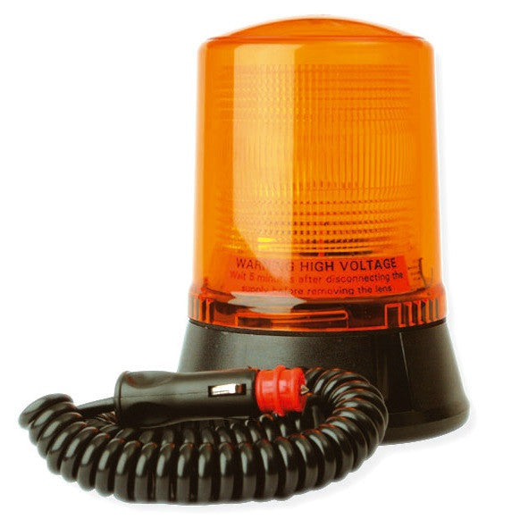 Magnetic High Power Strobe Beacon - 14W - 70MPH - LAP