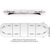 "41"" BS2 Mega-Flash Bullitt Basic Lightbar - Redtronic"