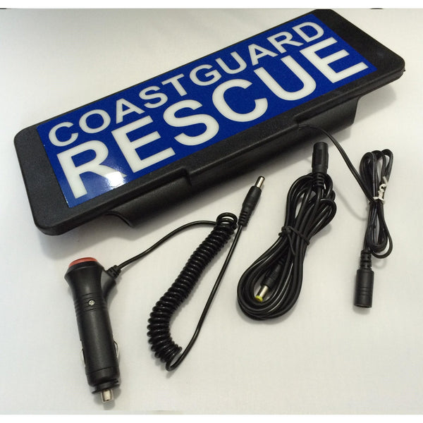 LED Univisor - Coastguard Rescue - Univisor