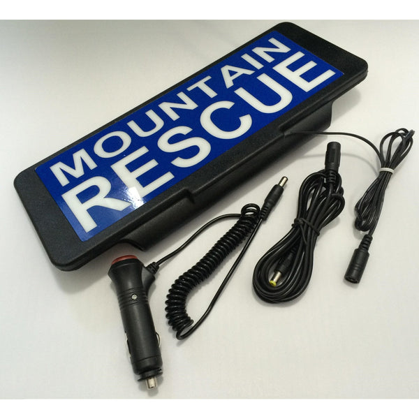 LED Univisor - Mountain Rescue - Univisor