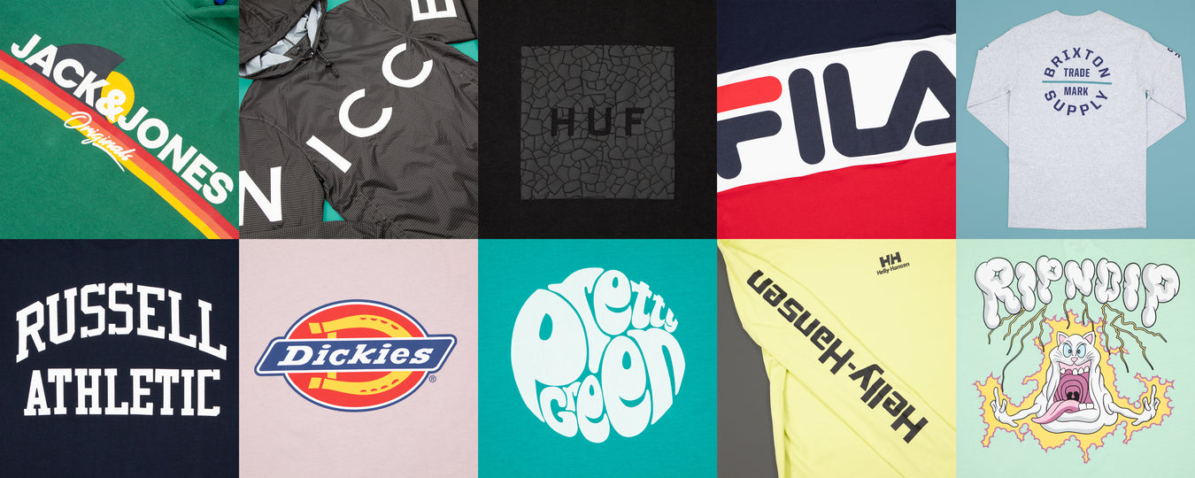 THE BIG LOGO COLLECTION