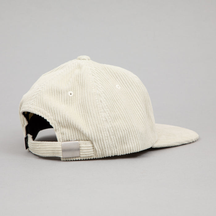 1993 Logo 6 Panel Hat in UNBLEACHED