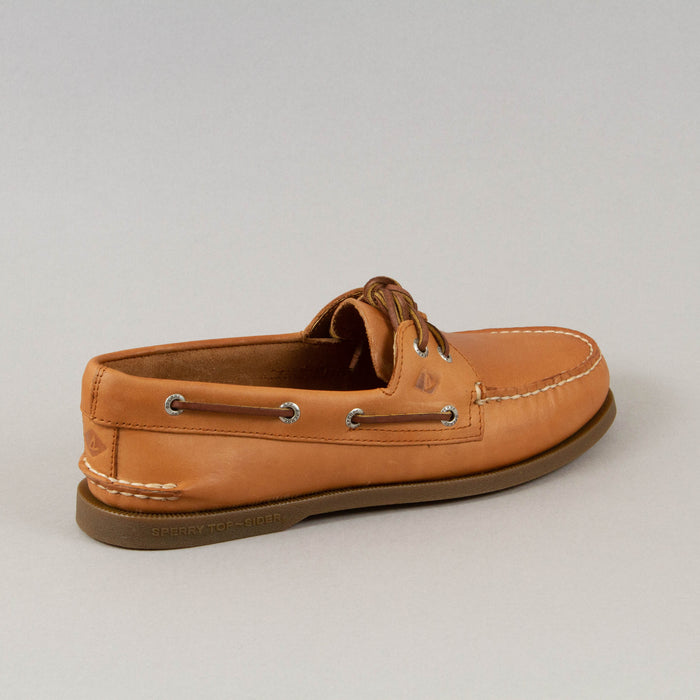 Topsider AO 2 Eye Boat Shoe in SAHARA LEATHERSPERRY - CACTWS