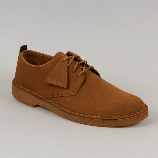 CLARKS ORIGINALS Desert London in COLA SUEDECLARKS ORIGINALS - CACTWS