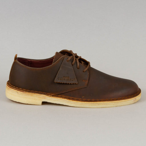CLARKS ORIGINALS Desert London in BEESWAX LEATHERCLARKS ORIGINALS - CACTWS