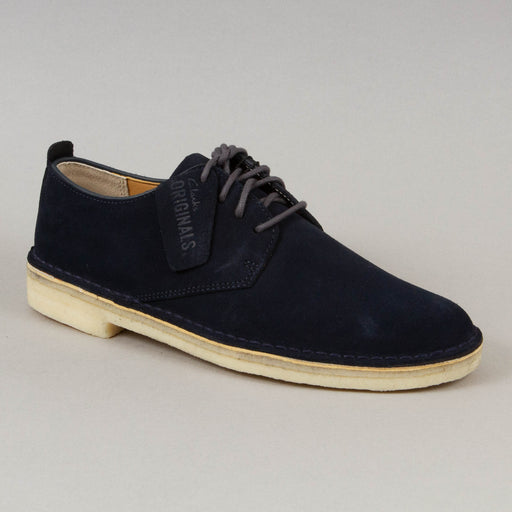 CLARKS ORIGINALS Desert London in MIDNIGHT SUEDECLARKS ORIGINALS - CACTWS
