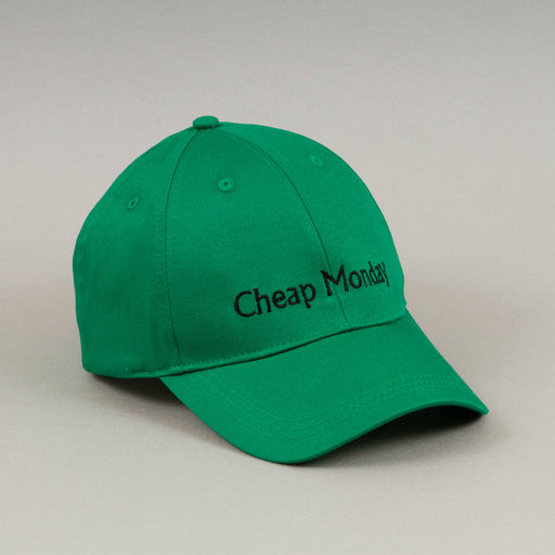 CHEAP MONDAY Baseball Cap in GRASS GREENCHEAP MONDAY - CACTWS