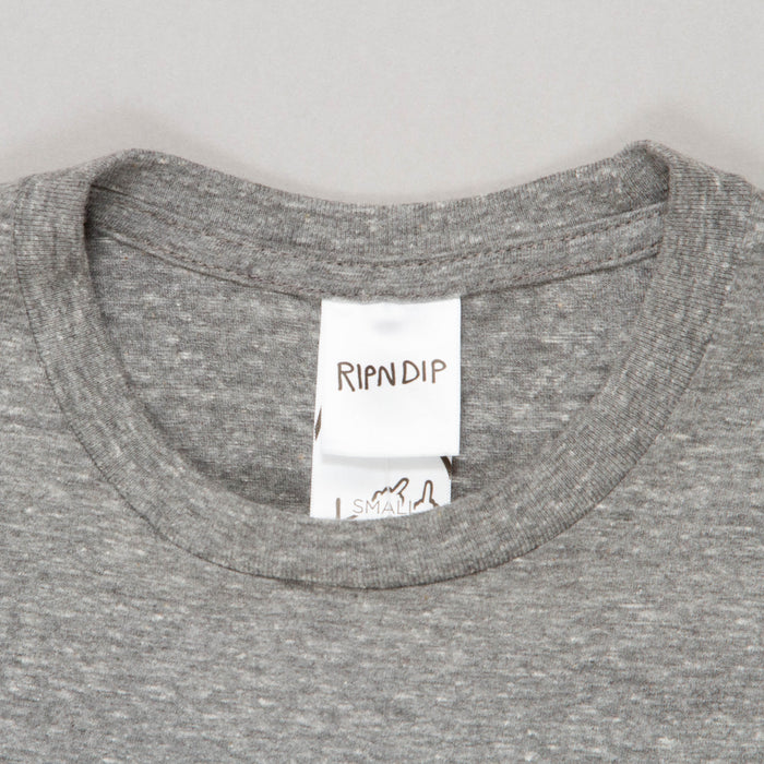 Lord Nermal Tee in HEATHER GREY