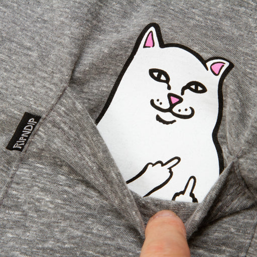 Lord Nermal Tee in HEATHER GREYRIPNDIP - CACTWS