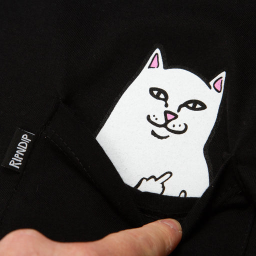 Lord Nermal Tee in BLACKRIPNDIP - CACTWS