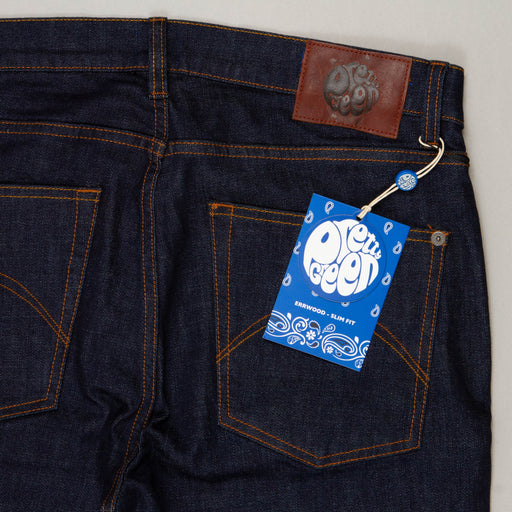 Erwood Rinse Wash Slim Fit Jeans
