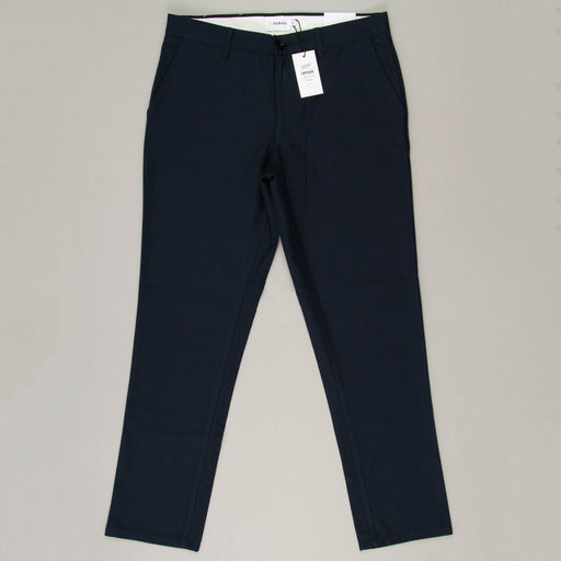 Elm Cotton Hopsack in TRUE NAVYFARAH - CACTWS