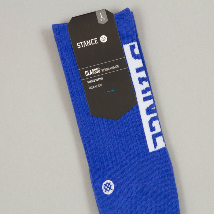 Uncommon Solids OG Socks in ROYAL
