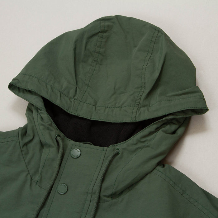 Maguire Fleece Lined Jacket in DEEP OLIVEFARAH - CACTWS