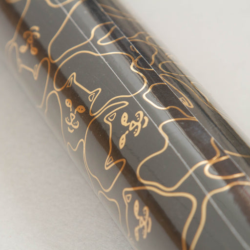 Line Camo Wrapping Paper in GOLD CAMORIPNDIP - CACTWS