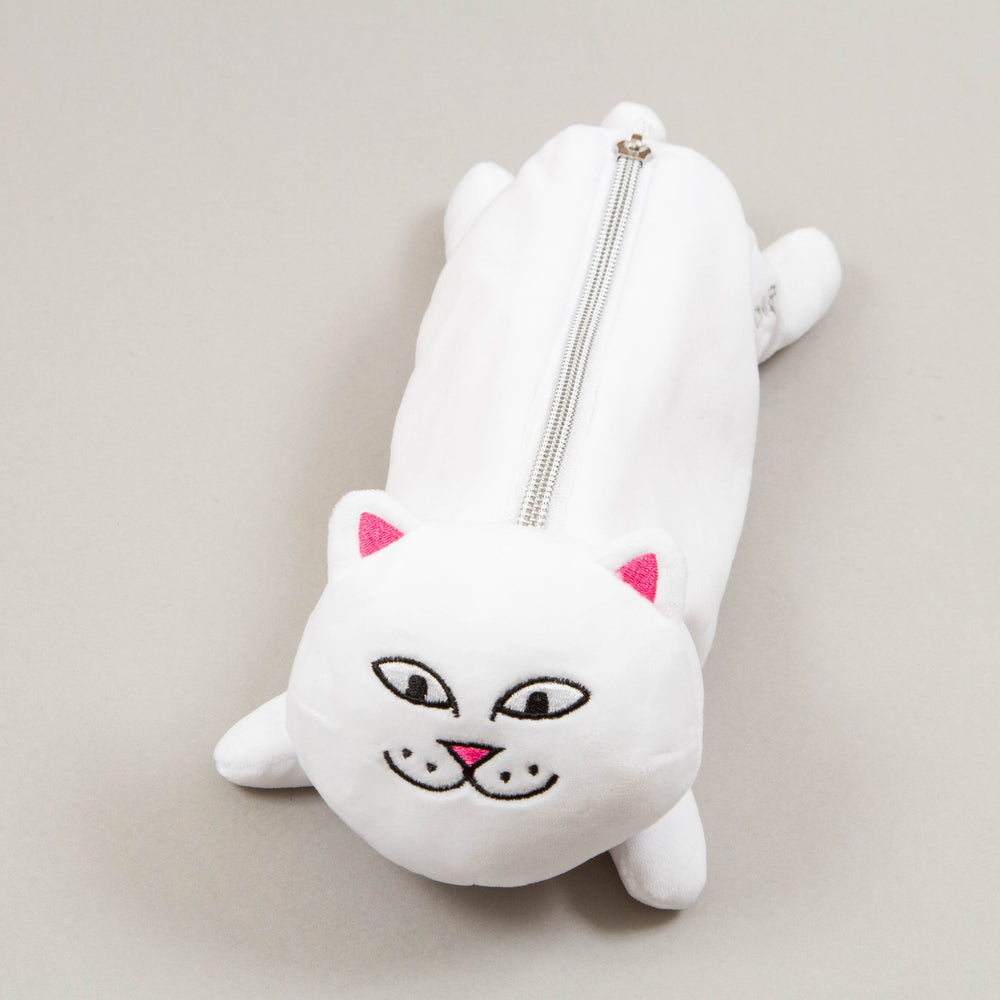 Nerm Pouch Pencil Case in WHITE