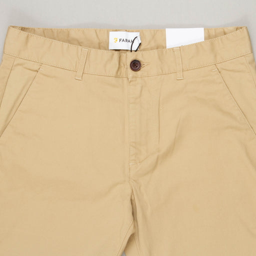 Drake Twill Chino in LIGHT SANDFARAH - CACTWS